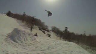 北海道大学スノーボードサークル nity 2014 15 season movie