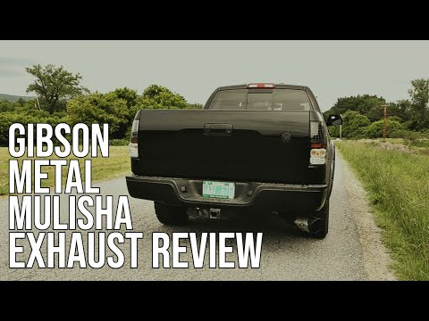 2014 Tundra Flowmaster Outlaw Exhaust Rev In Cab And