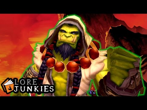 Thrall Lore - From Slave to Political, Military and Spiritual Leader  [Lore Junkies] Gamepedia