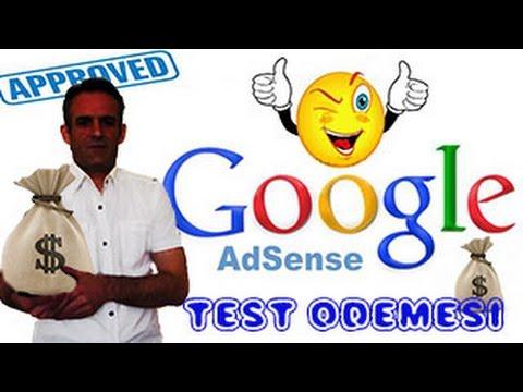 Google ADSENSE Banka Hesap Doğrulama Sorunu %100 Çözüm