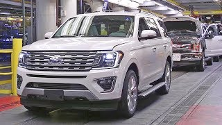 Ford Expedition (2018) PRODUCTION LINE – American Car Factory