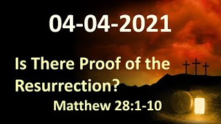 How do we know the Resurrection happened