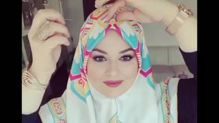 Turkish Hijab Style Tutorial 2017 - Part 7