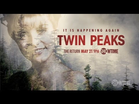 "2017's ""Twin Peaks"" is one month away; Not too many advertisements -- Here's a 50 second promo I've made."
