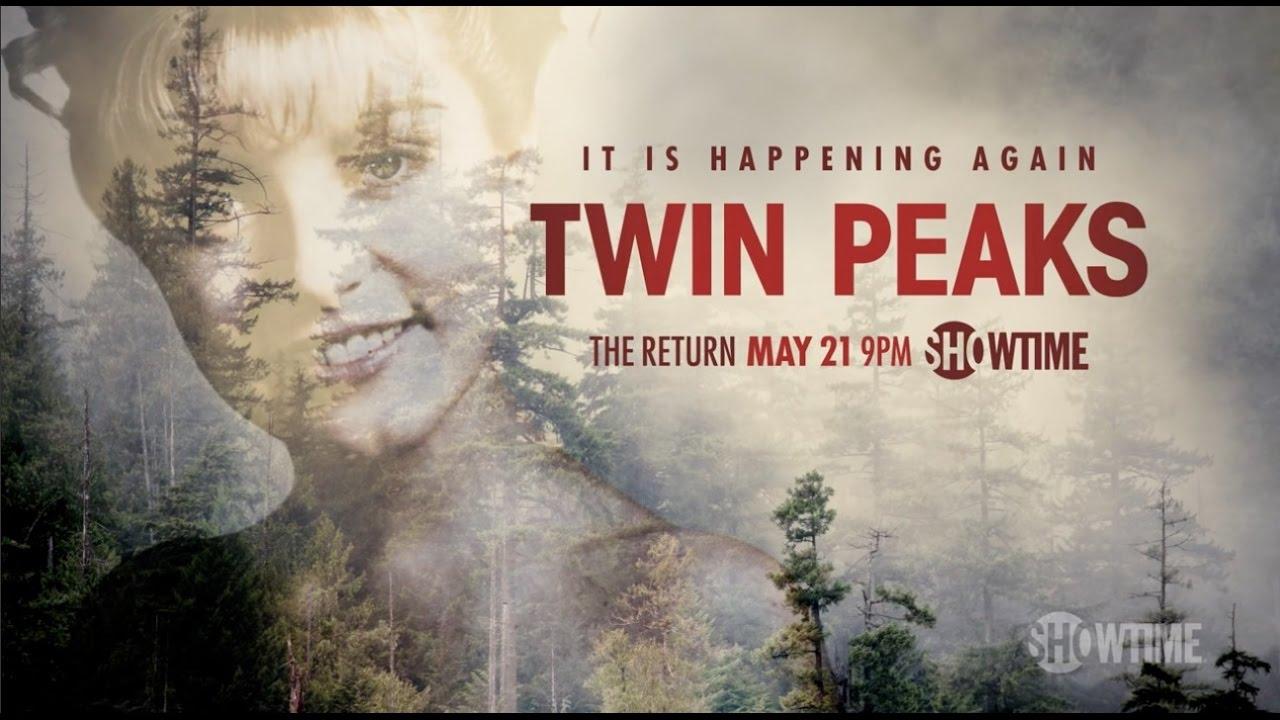 תוצאת תמונה עבור twin peaks showtime poster