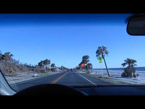 Mexico Beach, FL - 3 Months After Hurricane Michael