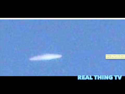 Chile UFO Government confirm mysterious object is NOT 'made by man.