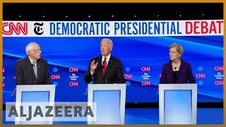 Fourth US Democratic debate: Impeachment, healthcare, Syria