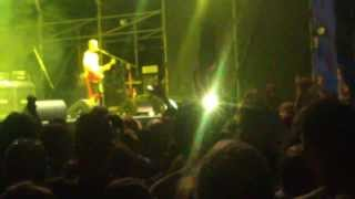 Manu Chao - que paso que paso (Live in Hungary)