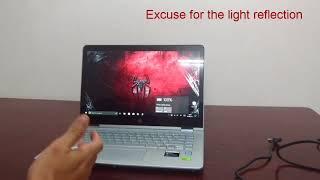 HP X360 14 BA073TX Review 2017