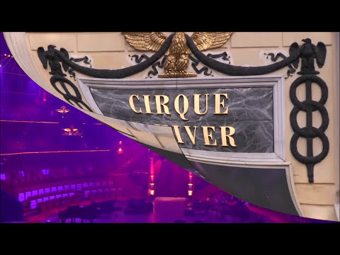 CABARET NEW BURLESQUE AU CIRQUE D'HIVER BOUGLIONE PARIS LE 28 SEPTEMBRE 2014