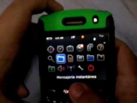 Blackberry Javelin Curve 8900