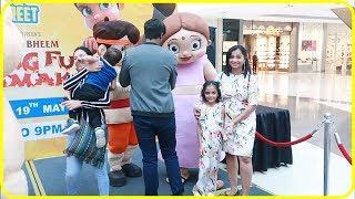 Saas ne Mall me Kise **Gali** Di aur Kyu - Chota Bheem Meet & Greet