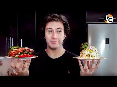 Правильное Питание или Как Сергей на ТВ не попал 😅😥— Голодный Мужчина (ГМ, #247)
