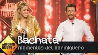 Shakira y Pablo Motos bailan bachata en 'El Hormiguero 3.0'  - El Hormiguero 3.0
