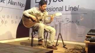 Autumn Leaves - Guitarist Lê Hùng Phong