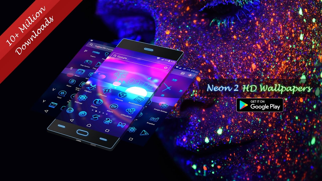 Google themes space