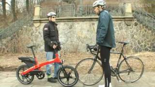 SPIEGEL TV - Duell am Berg: E-Bike gegen Rennrad