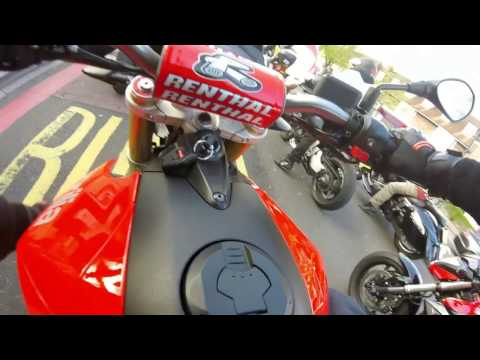 UK Bikelife_St George Day Parade 2017