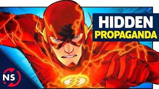 The Flash: America's Secret Propaganda Superhero...