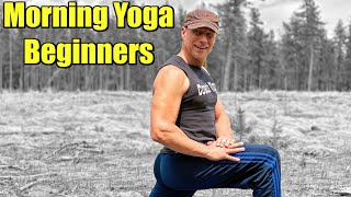 20 Min Gentle Morning Yoga Stretch (Beginner Morning Stretch) Sean Vigue Fitness