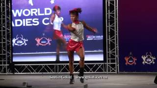 Вера Егорова - World Ladies Cup - 2014 (Finale)