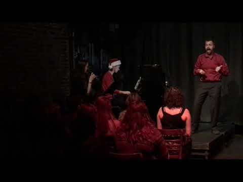 Frosty the Snowman - ASL Cabaret NYC