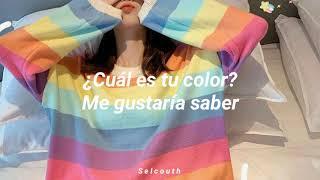 🌈Colors 🌈- Stella Jang (✨Sub español ✨)