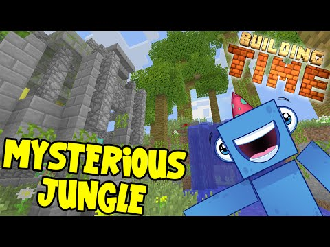 Minecraft Xbox - MYSTERIOUS JUNGLE!! - Building Time! [#49]