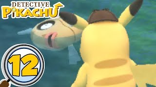 "Detective Pikachu - ""Mysterious Fog Situation!"" 