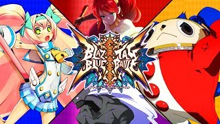 BlazBlue Cross Tag Battle ALL 20 DLC Characters Predictions Wishlist