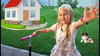 Download Алиса переезжает в НОВЫЙ ДОМ ! МАСЯ едет с нами ! Много воздушных шариков ! Mp3 and Videos