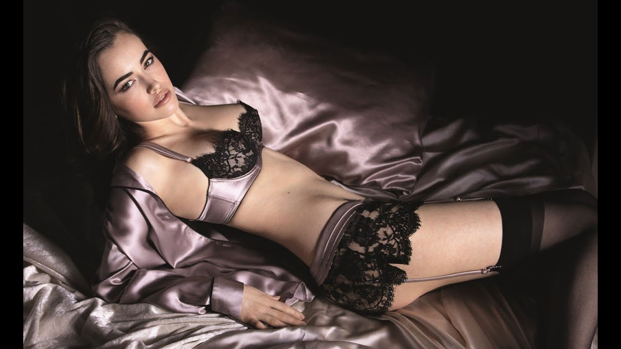 L'Agent by Agent Provocateur: Autumn Winter 2013 Campaign Behind .