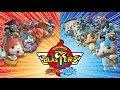 Yo-Kai Watch Blasters Red Cat Corps &White Dog Squad Tips & Tricks Part 7 |QR Code & Password Part 5