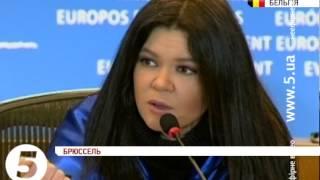 Руслана пригрозила Європі голодуванням