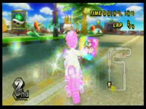 Mario Kart Wii Another Hacker