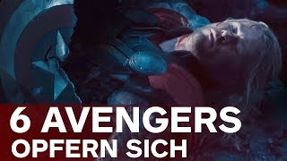 So spoilern Robert Downey Jr., Sebastian Stan & Co. das Finale von Avengers 4 | Infinity War-Analyse