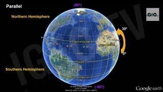Equator/prime meridian/latt/long