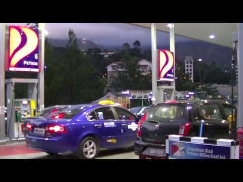Need more petrol stations or more stations of Petron in Genting