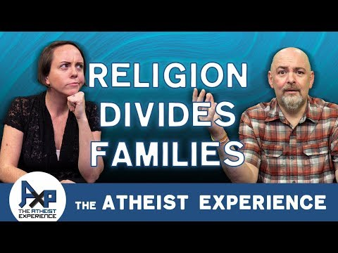 My Family Is Indoctrinating My Son Who Has Aspergers Syndrome | Ray - MI | Atheist Experience 23.51