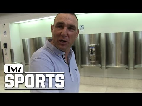 Vinnie Jones I'm Team McGregor  TMZ Sports