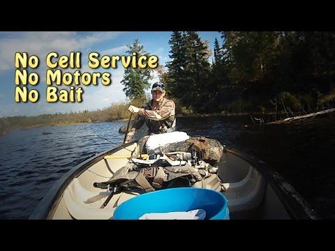Wilderness Canoe Bear Hunt - Boundary Waters