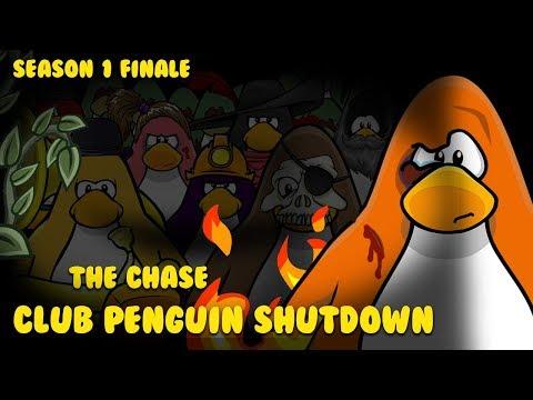 Club Penguin Shutdown Episode 14 - The Chase
