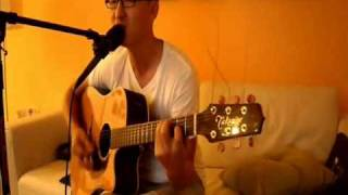 Coldplay - We Never Change  Acoustic Cover