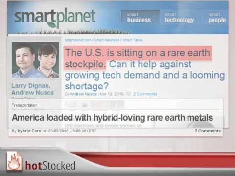 Rare Earth Minerals Shortage Imminent!