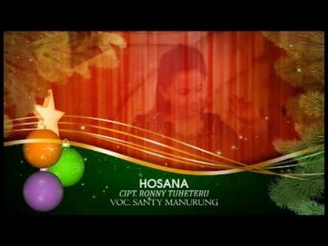 Santy Manurung - HOSANA