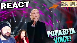 Download VOCAL COACHES REACT: POLINA GAGARINA - CUCKOO (KUKUSHKA) Mp3 and Videos