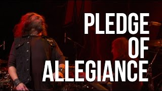 """""""Pledge of Allegiance"""" by Metal Allegiance"""