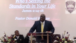 Sermon Title: Divorce-Separation Is Not  Always A Bad Thing by Dr. Donald R. Jones