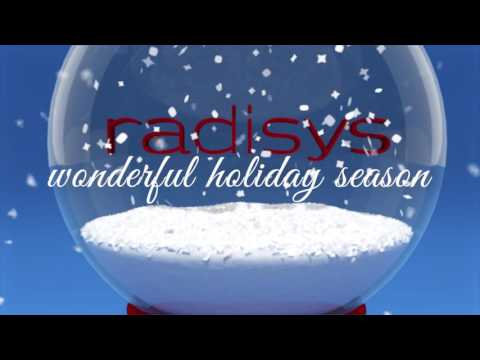 Radisys - Holidays Greetings